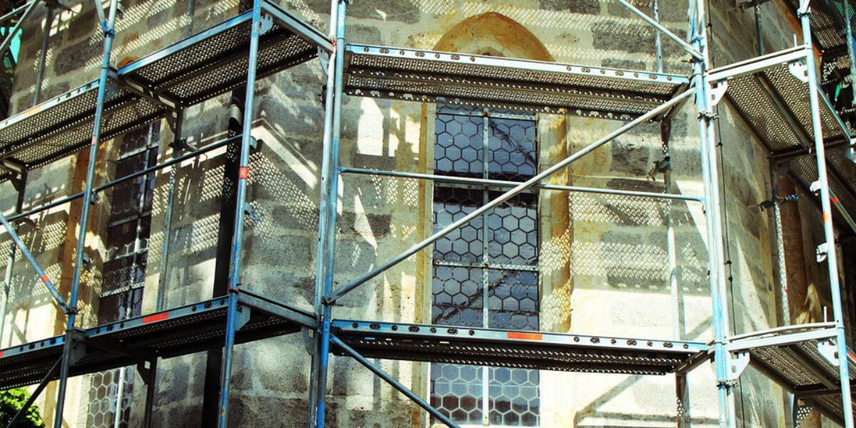 Construction-Scaffold