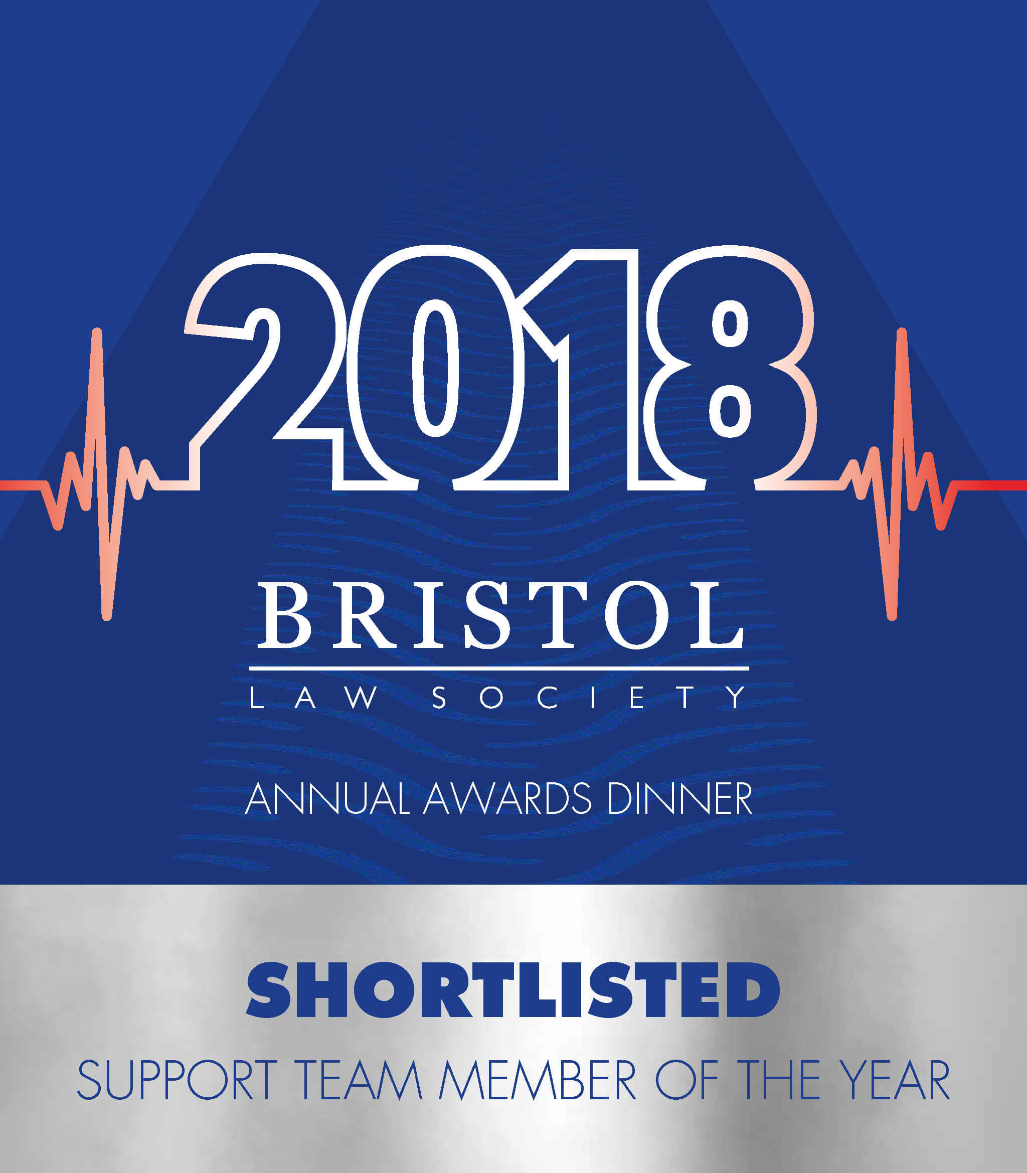 Graphic for Shortlisted   Support Staff of the Year
