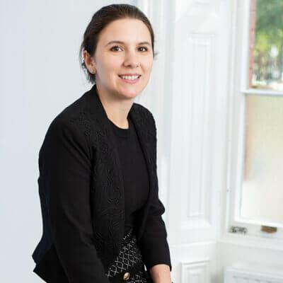 Iysha Mackenzie (née Daftari-Clarke)